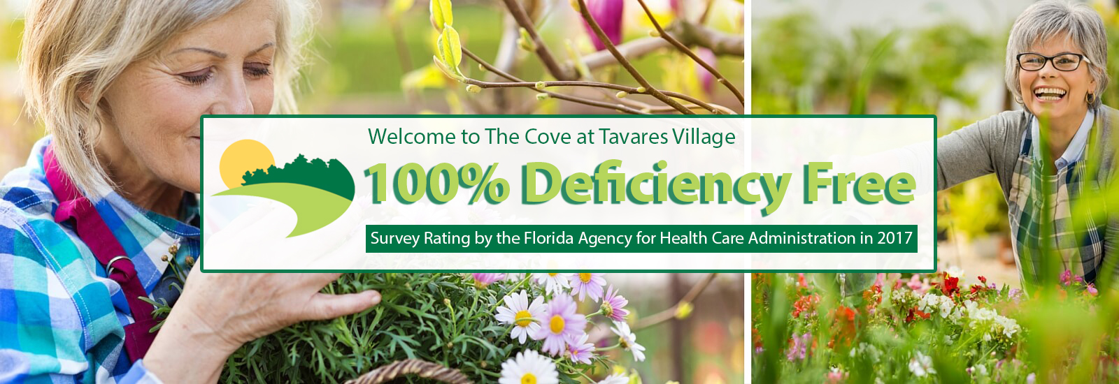Deficiency Free Survey Florida Agency for Health Care Administration AHCA 2017 The-Cove-at-Tavares-Village