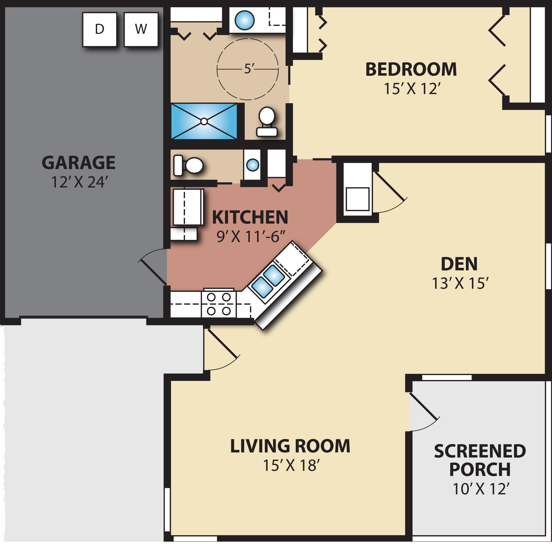 13 x 15 living room layout for 15 x 10 living room
