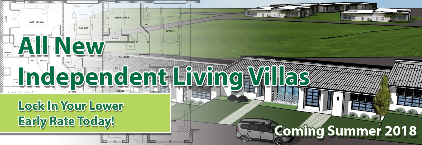 Independent Living Villas