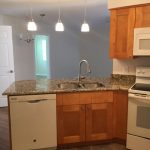 Kitchen Angle 2 of Independent Living Villas in Tavares Florida