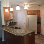 Kitchen Angle 3 of Independent Living Villas in Tavares Florida
