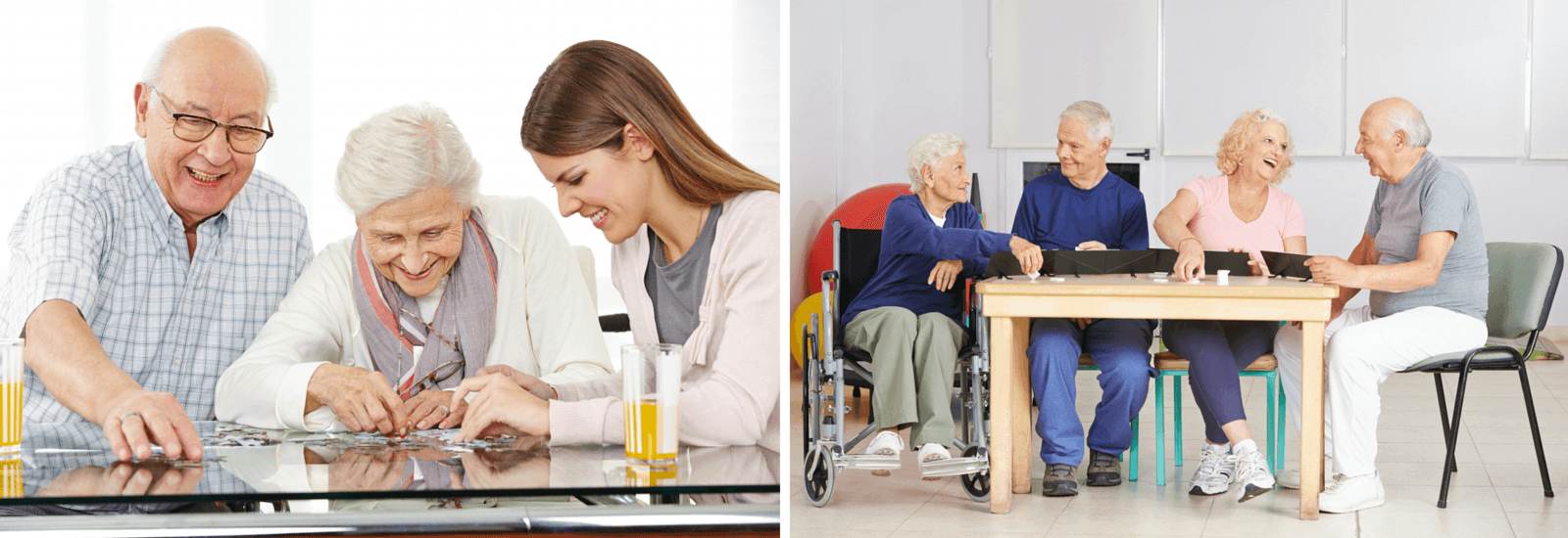 advanced and memory care patients at The Cove at Tavares Village in Tavares, Fl