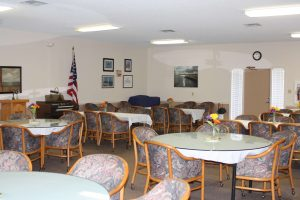 Senior Living Facility Amenities at The Cove at Tavares Village in Tavares, FL