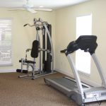 Senior Living Fitness Center at The Cove at Tavares Village in Tavares, FL