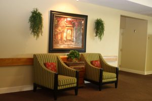 Inside of Assisted Living at The Cove at Tavares Village in Tavares, FL
