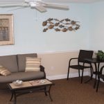 Senior Living Recreational Room for Independent Living Residents at The Cove at Tavares Village in Tavares, FL