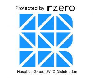 RZero Hospital Grade UV-C Disinfection